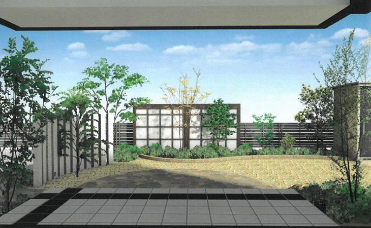 ガーデンリフォームイメージ1