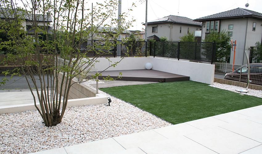 ガーデンリフォーム完成